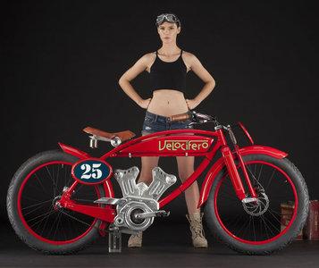 Velocifero E-classic e-bike