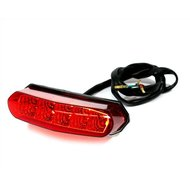 Velocifero achterverlichting rear light